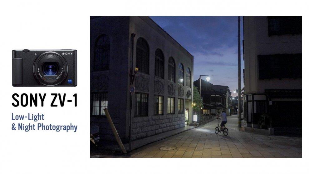 SONY ZV-1の暗所撮影性能(静止画)をチェック!Low-Light & Night Photography