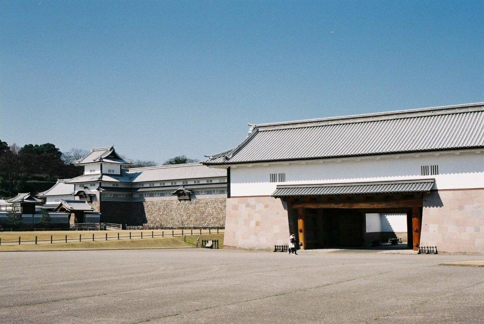 Carl Zeiss Planar T* 45mm F2 (G) 金沢城とその周辺で撮ったスナップ写真