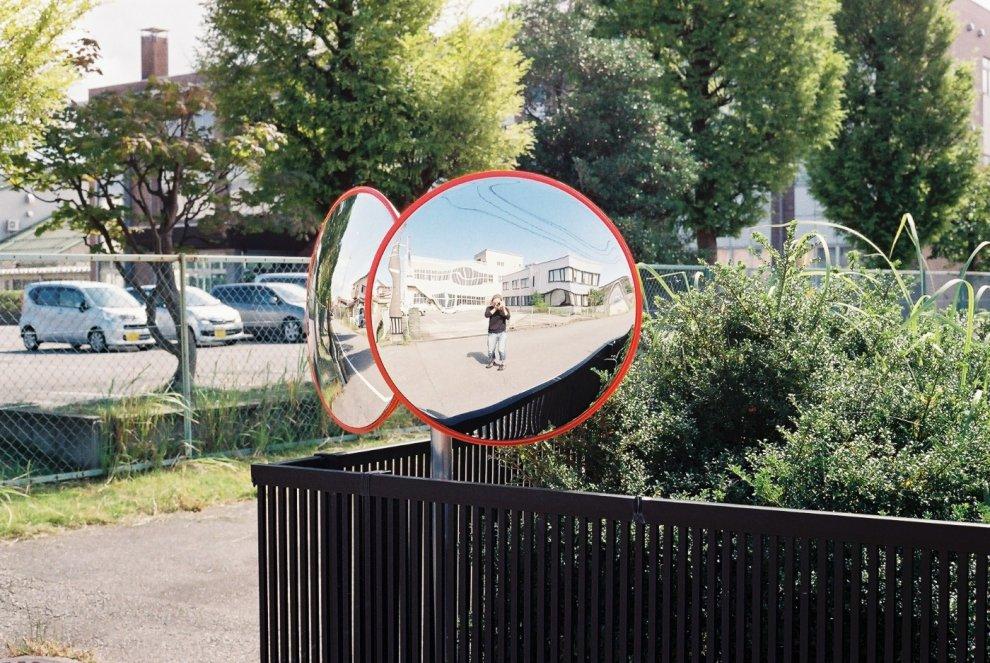 Carl Zeiss Planar T* 45mm F2 (G) お散歩スナップ写真