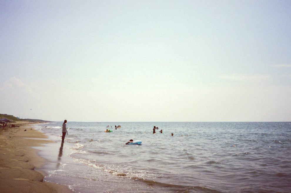 CineStill 50Dで撮る夏の風景