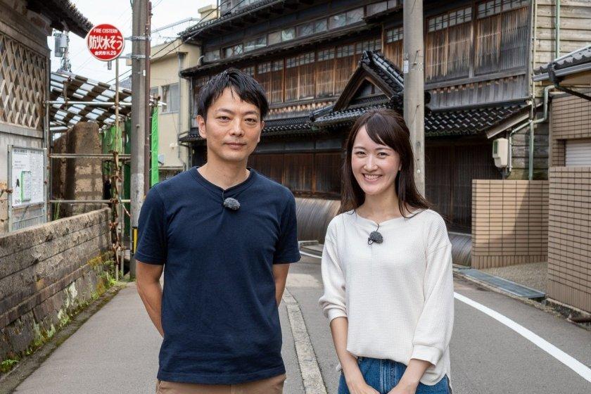 2019年9月11日放送、石川テレビ放送『リフレッシュ』
